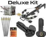 EK Archery Accelerator 370 + Crossbow Deluxe Package WORTH £330.79